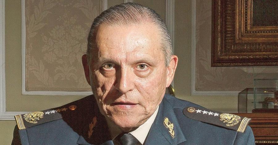 Detienen en Estados Unidos al ex secretario de la Defensa de Enrique Peña Nieto