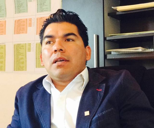 Una persona no puede ser la dueña de la SESA: Garrido Cruz