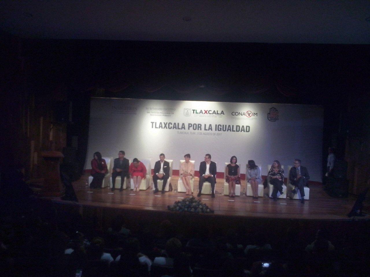 A medio camino Tlaxcala en mejores prácticas contra la trata de personas