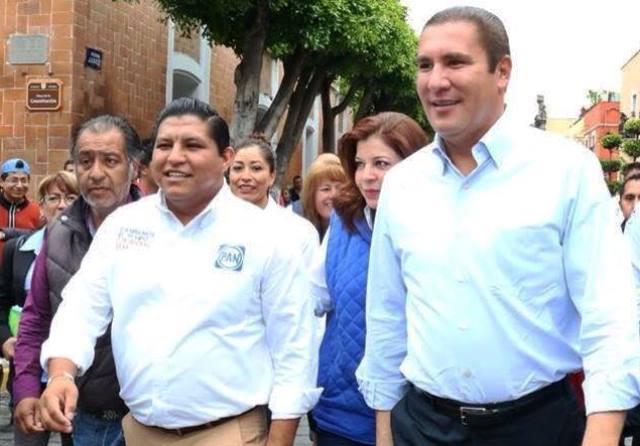 Polvo Rea promueve visita de Moreno Valle con recursos de Tlaltelulco
