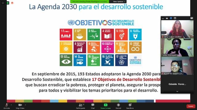 Finaliza curso organizado por Programa de Naciones Unidas para el Desarrollo