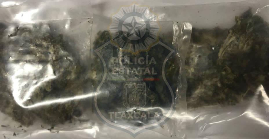 La CES continúa asegurando a personas con posesión de marihuana