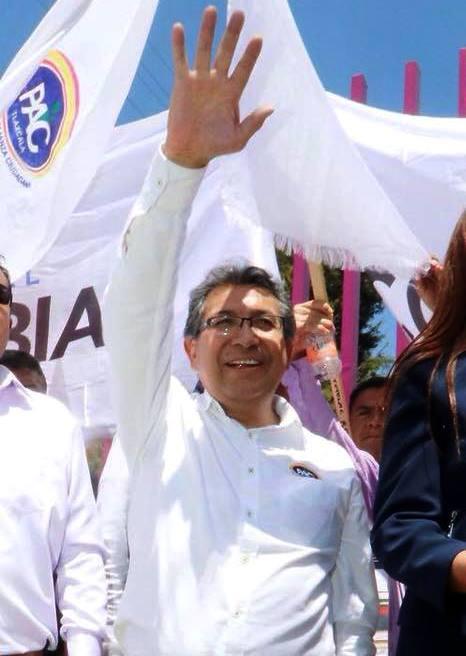 Deja Serafín Ortiz zona de confort y va una diputación local