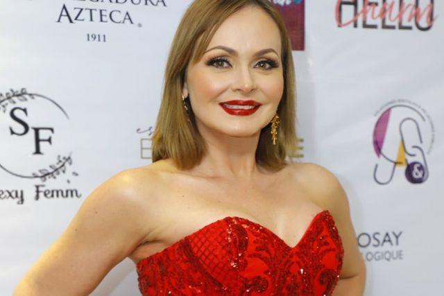 Gaby Spanic explota contra Televisa por humillarla durante el evento del Teletón