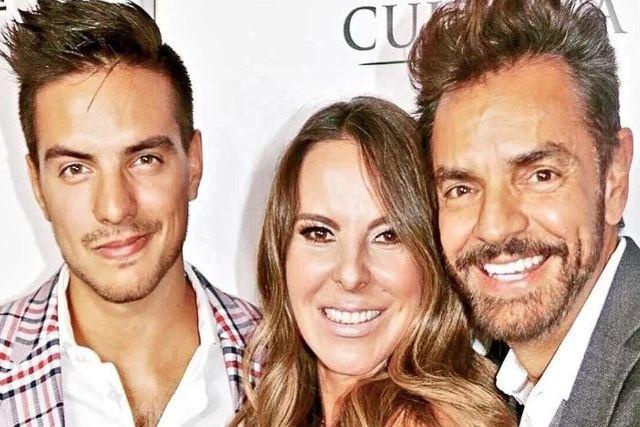 Kate del Castillo revela como Vadhir Derbez se le declaró en matrimonio