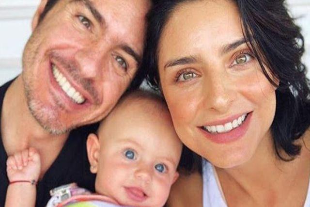 Tachan a Aislinn Derbez como una mamá desobligada e irresponsable