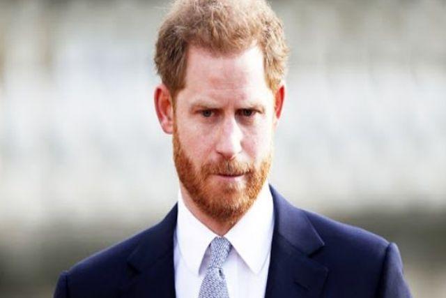 ¡Angustiados! Sospechan que el príncipe Harry podría estar contagiado del COVID-19