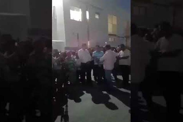 Pobladores de Morelos molestos con quemar hospital habilitado para gente del Covid-19