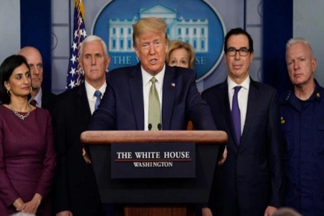 Indignación mundial; Donald Trump suspende el financiamiento a la OMS