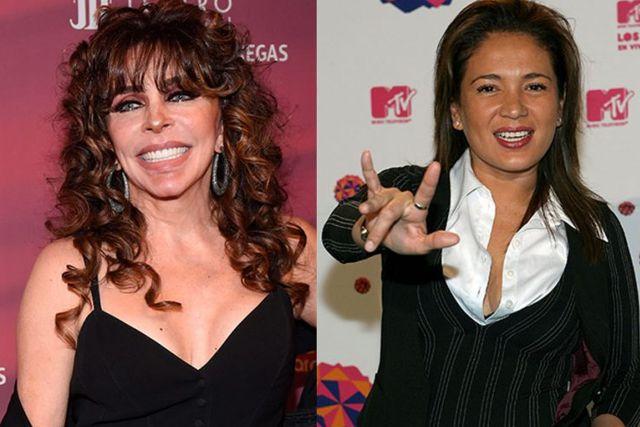Critican a Yolanda Andrade por publicar un vídeo junto a Verónica Castro