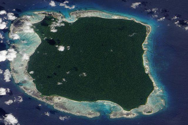 Este es el lugar más aislado del mundo y se encuentra en el océano Índico