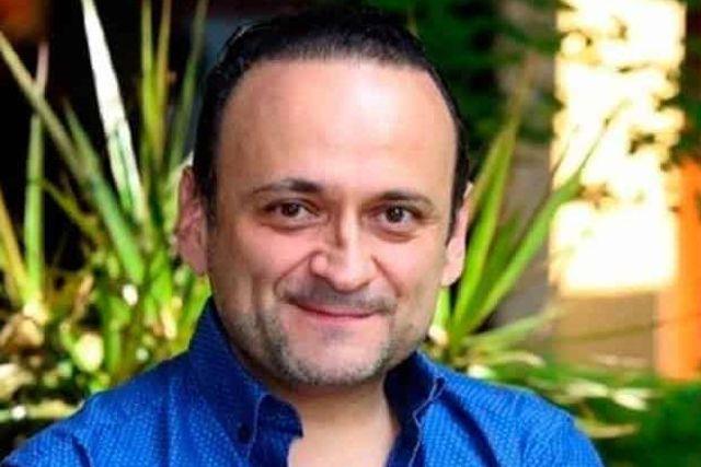 El actor Eduardo España confeso ser víctima de acoso telefónico
