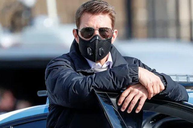 Tom Cruise usa robots en el set de Misión Imposible para evitar riesgos de contagio