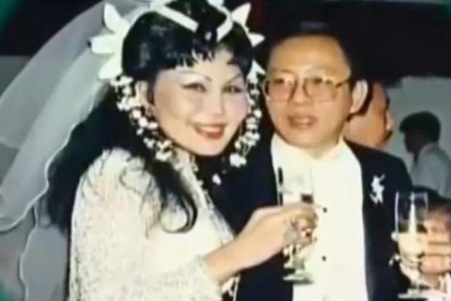 Lyn May confesó haber desenterrado de la tumba a su ex-marido para acostarse con él
