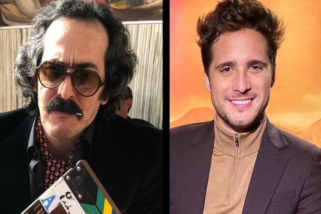Demandan a Diego Boneta por golpear a un actor durante la serie de Luis Miguel