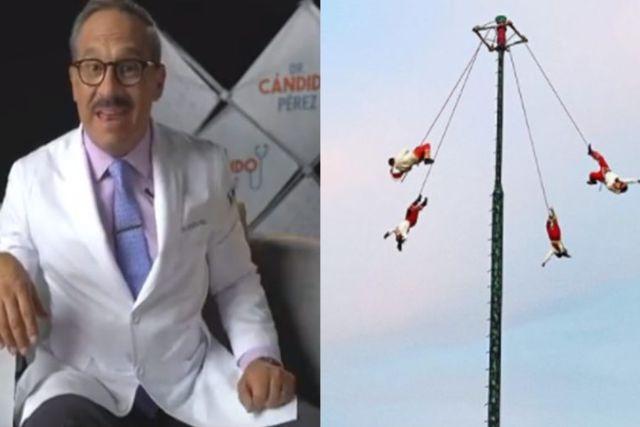 A horas del estreno del Dr. Cándido Pérez, piden cancelar programas de Arath de la Torre