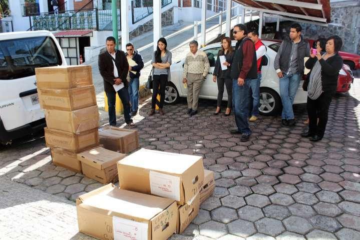 Licúa y encartona INE listas nominales del proceso 2015-2016