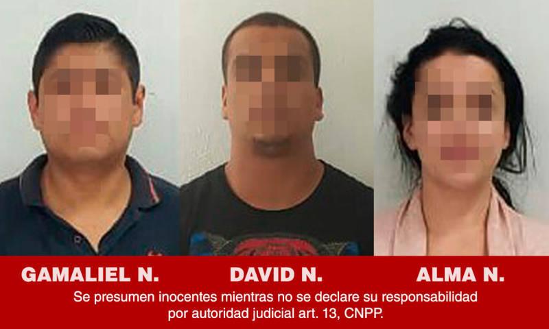 Colabora PGJE en detención de imputados por secuestro en Jalisco