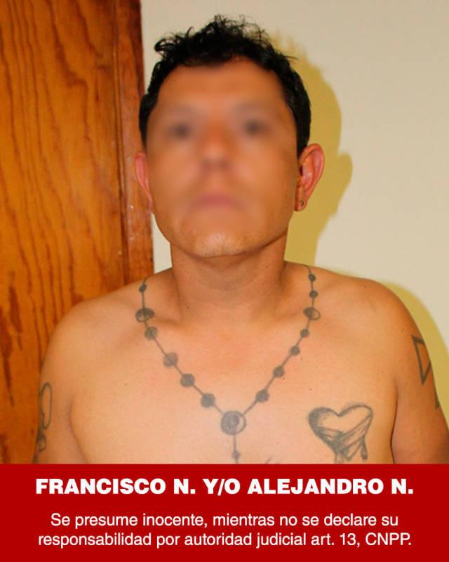 Esclarece PGJE feminicidio ocurrido en Acuitlapilco
