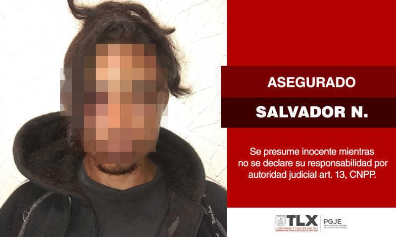 Investiga PGJE a imputado por homicidio ocurrido en Nanacamilpa