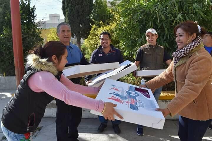 Los Reyes Magos siguen alegrando a niños del municipio: Patricia Pérez