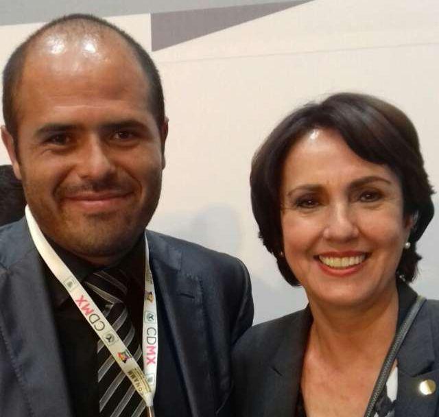 Asiste Miguel Ángel Sanabria a encuentro nacional en la CDMX
