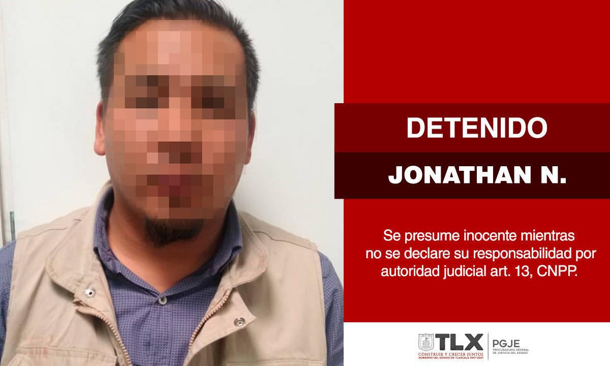 Imputado por lesiones calificadas en Totolac a prisión preventiva: PGJE