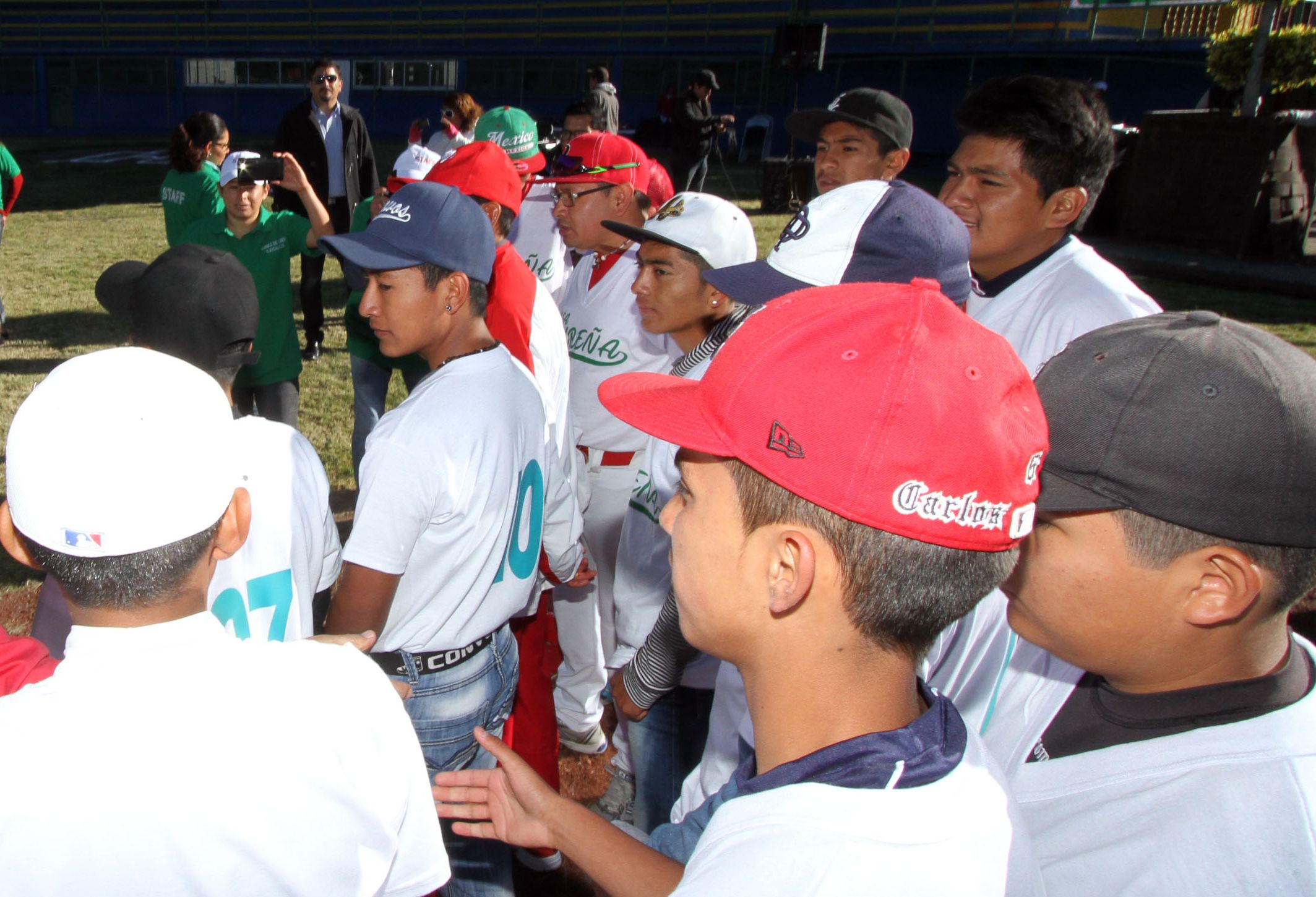 Inauguran torneo regional de beisbol infantil y juvenil