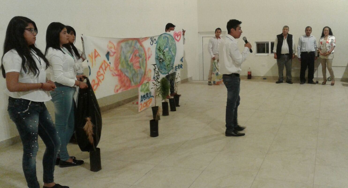 Gobierno de Lardizábal y organización de jóvenes se suman a actividades de concientización