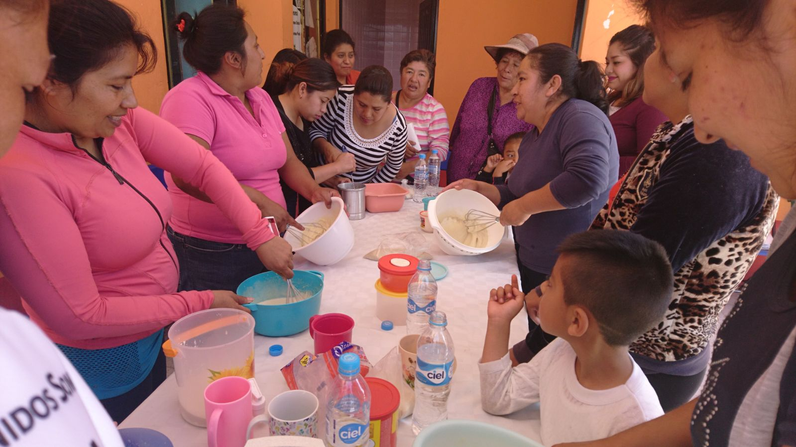Profeco promueve en Lardizábal tecnologías domésticas