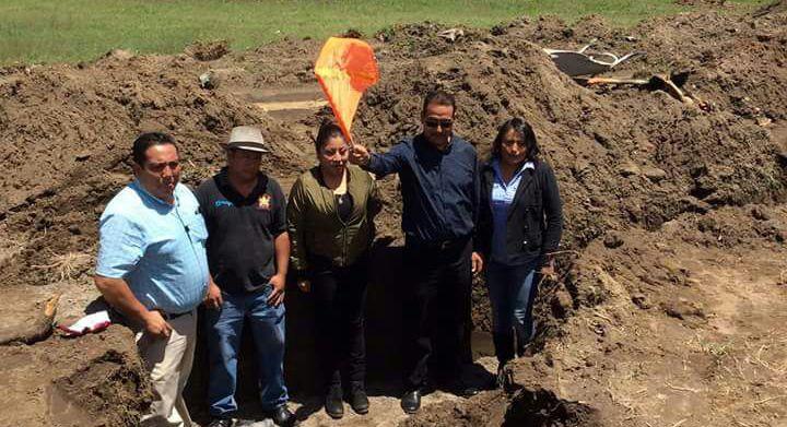 Mi prioridad que la población tenga los servicios básicos: Pérez Juárez
