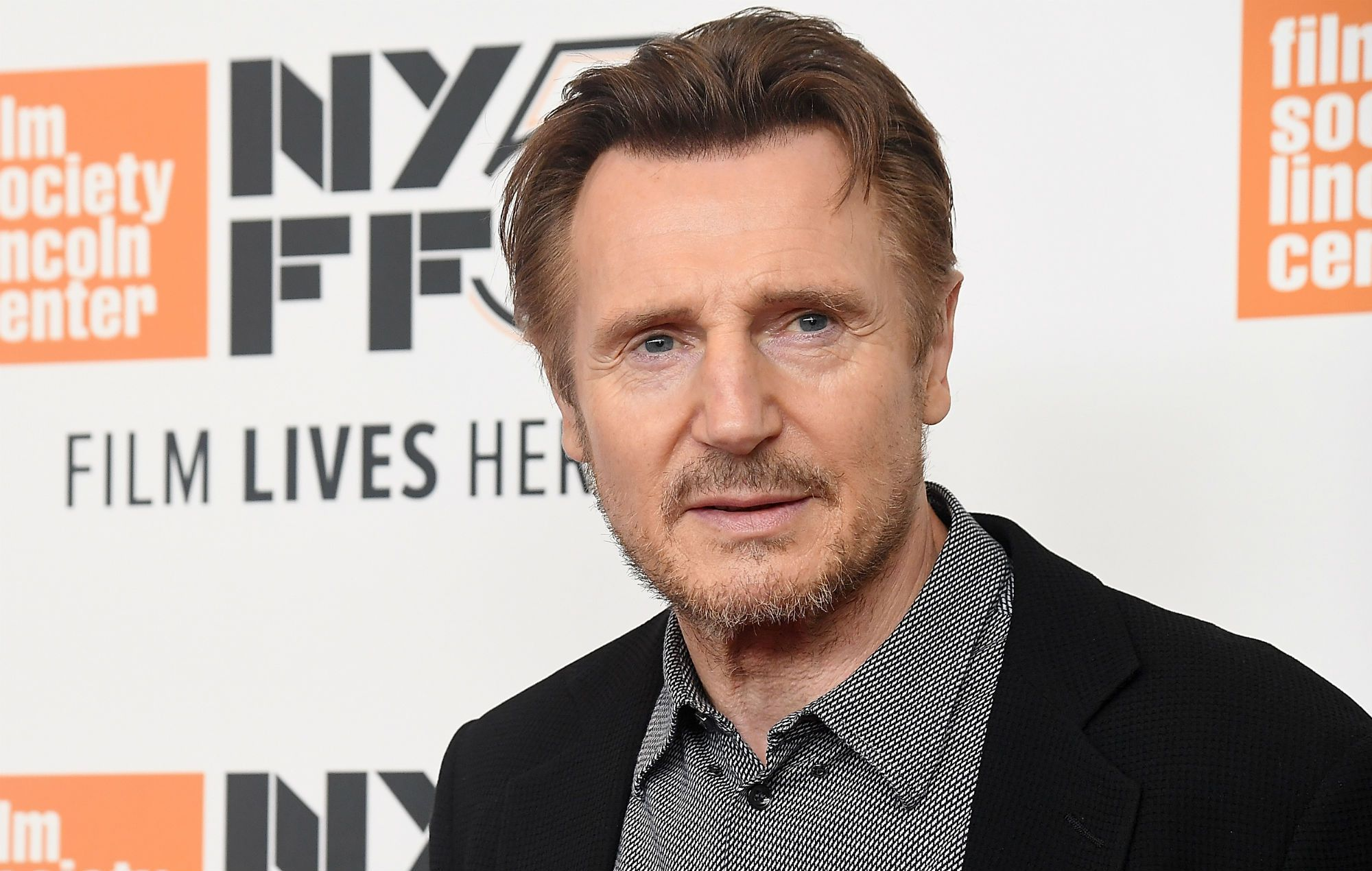 Se cancela premiere de película de Liam Neeson tras racismo