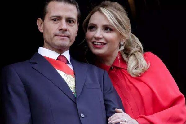 Angélica Rivera exige a EPN 35 autos y 12 años de viajes privados luego del divorcio