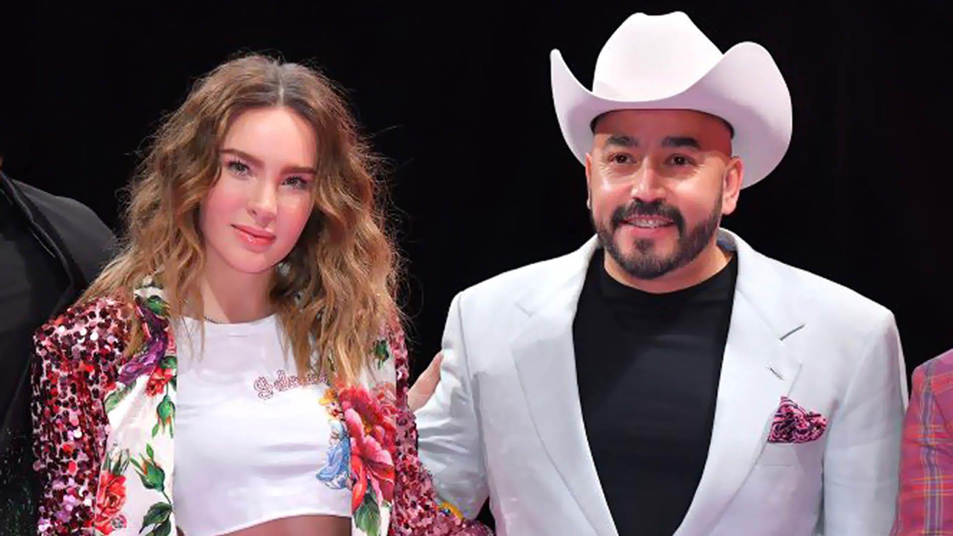 Así respondió Belinda ante el supuesto romance con Lupillo Rivera