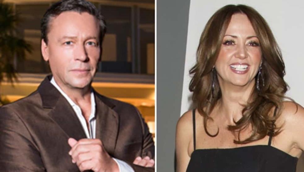 Afirma Alfredo Adame que Andrea Legarreta anda con alto ejecutivo de Televisa