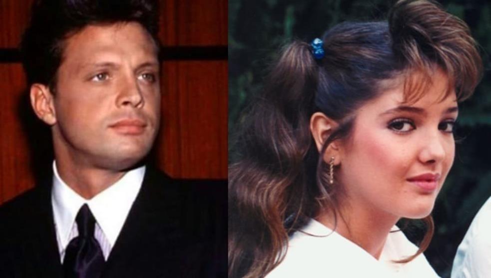 Revelan tórrido romance entre Luis Miguel y Adela Noriega