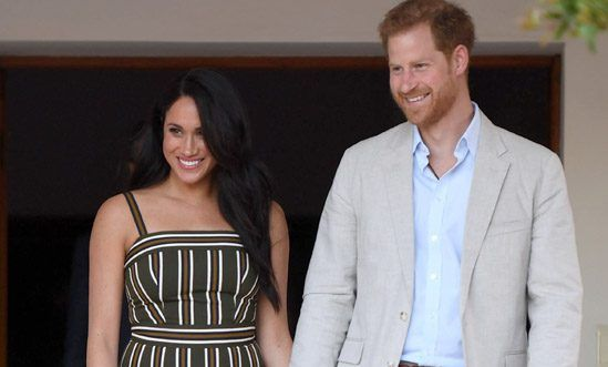 Critican a Meghan Markle por reciclar vestido