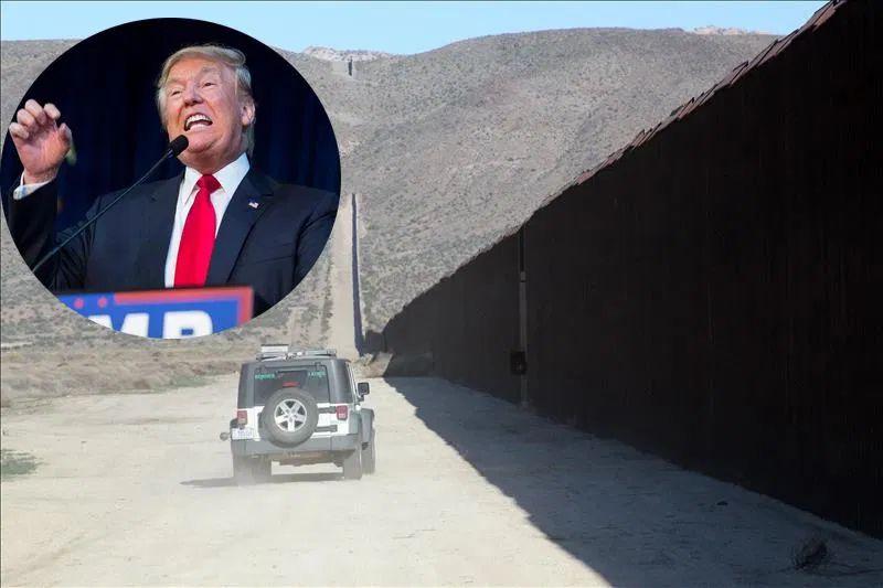 Pequeña de 8 años demuestra que el muro de Donald Trumo es fácil de escalar