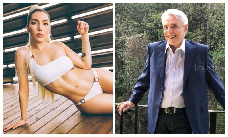 Enrique Guzmán envía fuerte mensaje a su nieta Frida Sofia