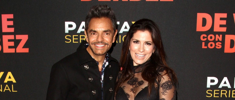 Alessandra Rosaldo y Eugenio Derbez sufren fuerte crisis emocional a punto del divorcio