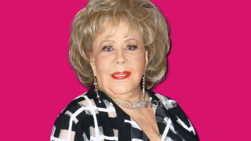 Silvia Pinal desea que Luis Miguel le cante para despedirla cuando muera