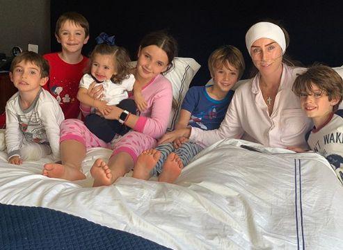 Dan de alta a Inés Gómez Mont después de su operación en la cabeza