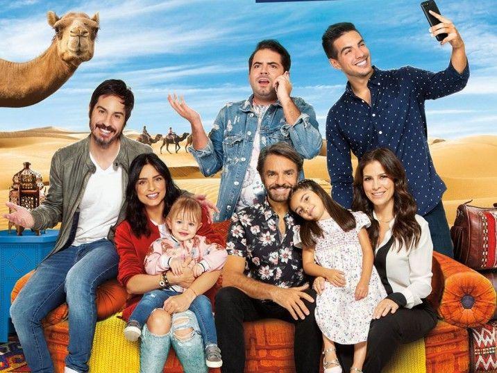 Hacen llorar a Alessandra Rosaldo hijos de Eugenio Derbez