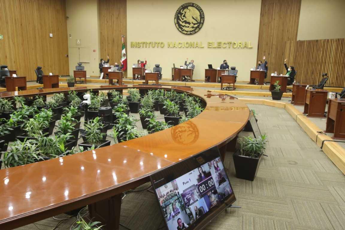 Realizará INE conteos rápidos en la Elección Federal 2021 y 15 gubernaturas