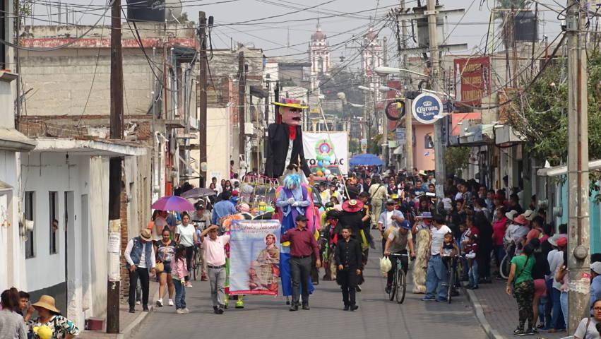 Alcalde apoya las tradiciones religiosas como la feria de San Isidro