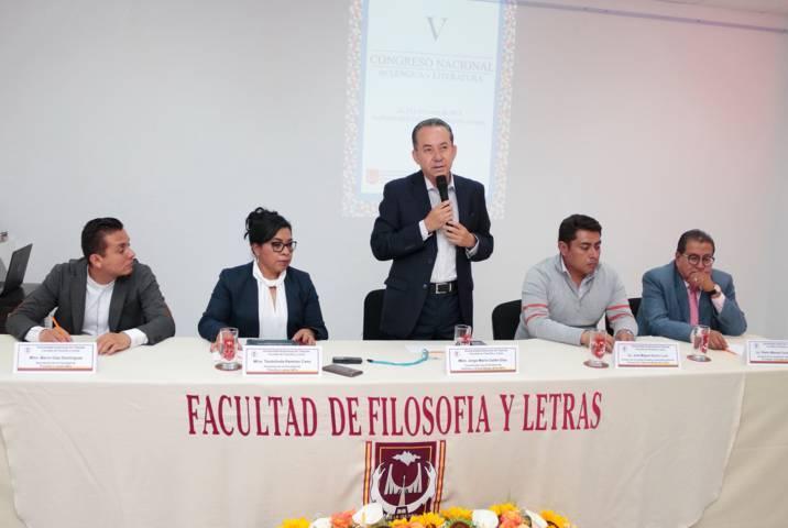 Efectúa la UATx el V Congreso Nacional de Lengua y Literatura