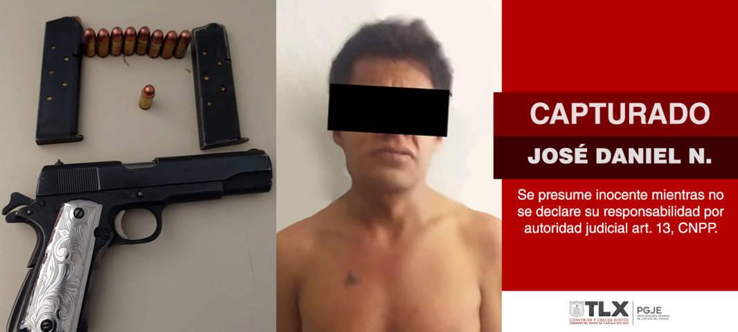 Inicia PGJE investigación en contra de imputado por homicidio de policía de Tetla