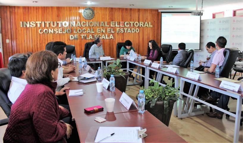 Inicia INE Tlaxcala auditoria interna a Sistema de Gestión de la Calidad 2019