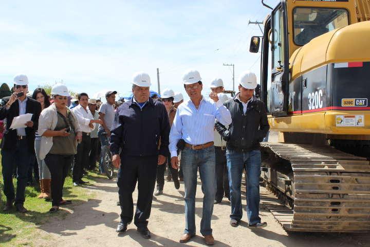 Destina Ayuntamiento de Huamantla más de 40 mdp para obra