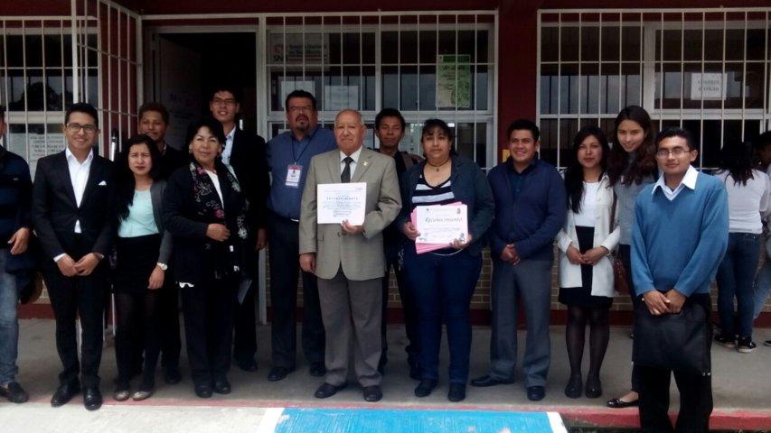 IMM trabaja en temas de Prevención para la Juventud de Texóloc